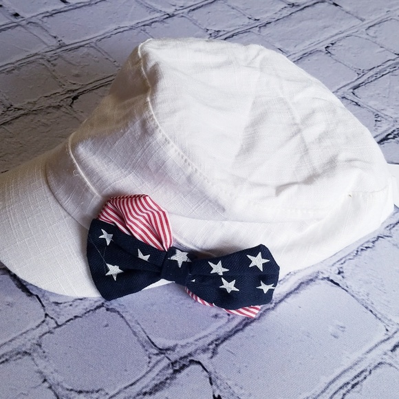 5288cb2ef4872 NWT America 4th of July Hat Womens One Size